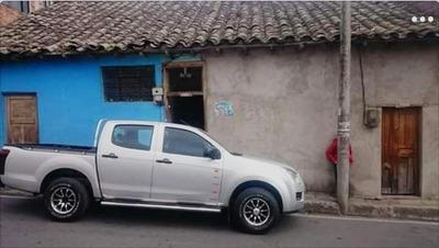 Casa Antigua Con Terreno, San Antonio De Ibarra