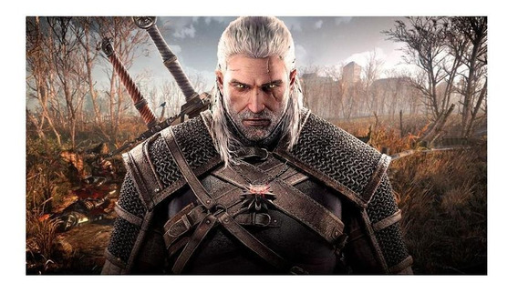 Jogo The Witcher 3: Complete Edition - Ps4