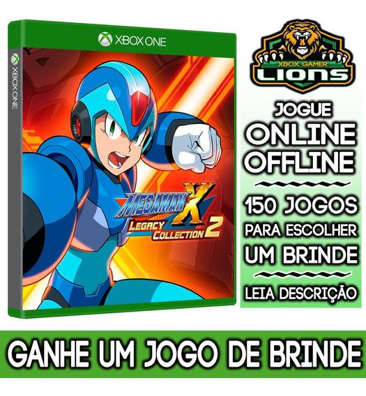 Mega Man X Legacy Collection 2 Xbox One + Brinde