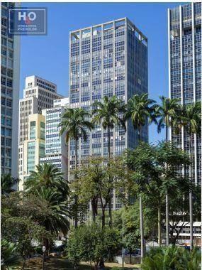 Imagem 1 de 1 de Conjunto Para Alugar, 162 M² - Centro - São Paulo/sp - Cj0251