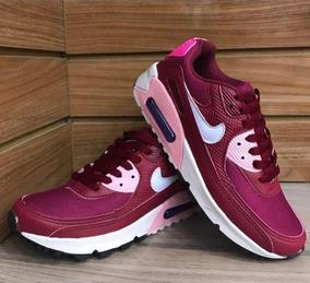 4804c5319e Nike Air Max 90 Feminino Rosa - Calçados, Roupas e Bolsas com o ...