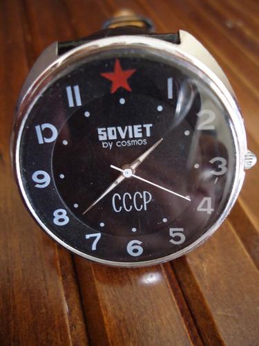 Relógio Soviet By Cosmos Cccp Poljot União Soviética Import.
