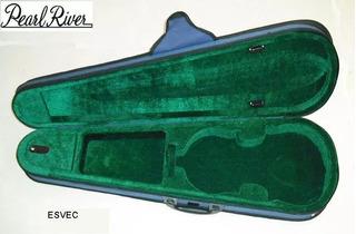 Estuche Pearl River Térmico 4/4 Violin Con Envio Gratis !!