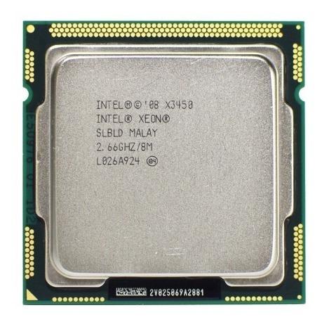 Processador Xeon X3450 Lga 1156 2.66 8mb