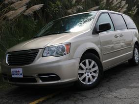 Chrysler Town & Country 2015 Li V6 Automatica