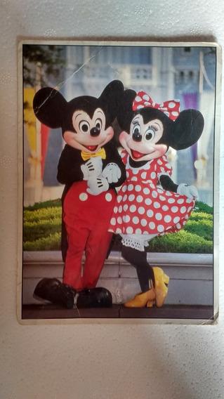 Postal De Disney