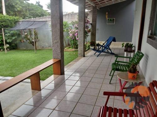 Casa Com 3 Suítes À Venda - Praia Do Morro - Guarapari/es - Ca0484