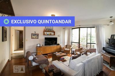 Apartamento No 2º Andar Com 3 Dormitórios E 2 Garagens - Id: 892918920 - 218920
