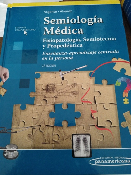 Semiología Médica, Argente Y Álvarez, Nuevo Y Barato