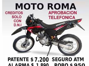 Honda Xr 250 Tornado 0km