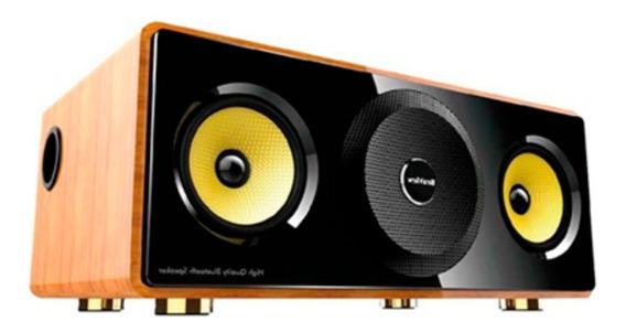 Caixa De Som Aquarius 40w Rms Com Bluetooth Sp-a40b
