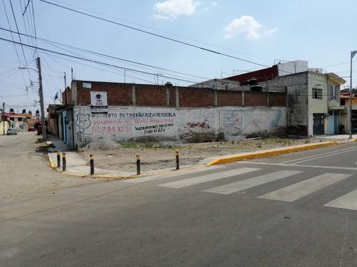 Imagen 1 de 5 de Venta Terreno En Esquina Excelente Ubicación, Colonia 10 De Mayo