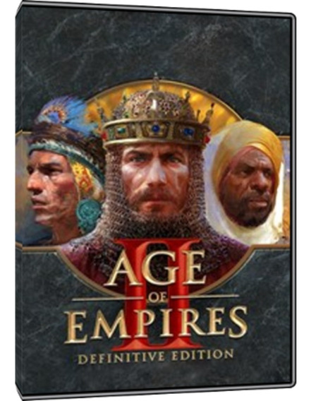 Age Of Empires 2 Definitive Edition Pc Dvd Frete 10 Reais
