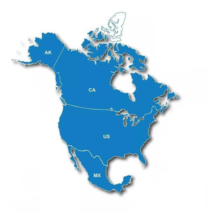 Mapa Garmin City Navigator Usa Mexico Canada 2020 Mapsource