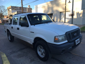 Ford Ranger 2008 Doble Cabina 4x2 Diesel Impecable $ 220.000