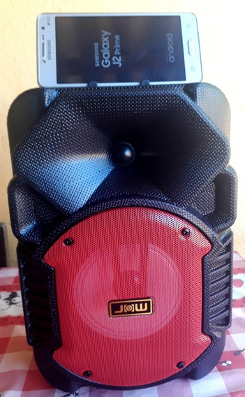 Caixa De Som Jhw Cs 30 Usb Bluetooth Envio Normal