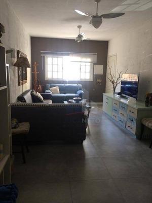 Sobrado Com 3 Dormitórios À Venda, 170 M² Por R$ 650.000 - Parque São Vicente - Mauá/sp - So0045