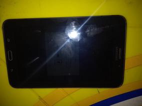 Tablet Samsung Original Semi Novo Película De Vidro Carregad