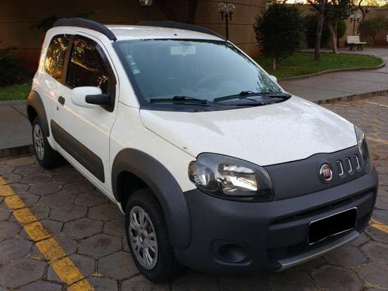 Fiat Uno 1.0 Way 8v Flex 2p Manual