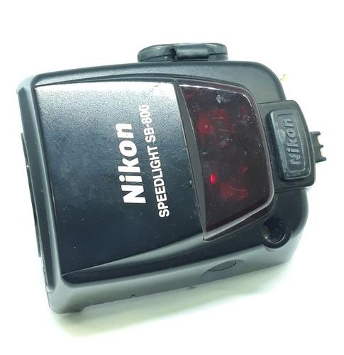 Flash Nikon Sb 800   Tampa Frontal