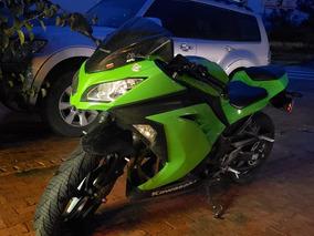 Ninja 300 Excelente Estado Moto De Mujer