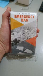 Saco De Dormir Reutilizável De Emergência