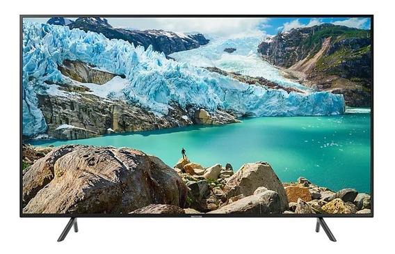 Televisor Samsung 55 Smart Tv Negro Un55ru7100