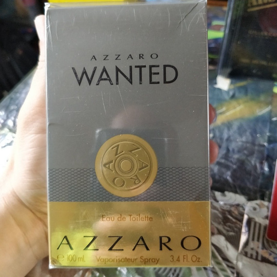 Perfume Azzaro Wanted 100ml