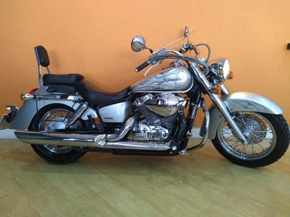 Honda Shadow 750 2008 Prata