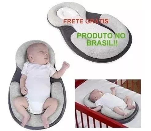 Almofada Morfológica Bebê Recem Nascido Aconchego Do Útero