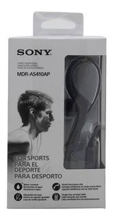 Audifono Para Deportes Mdr-as410ap Sony - Audiomobile