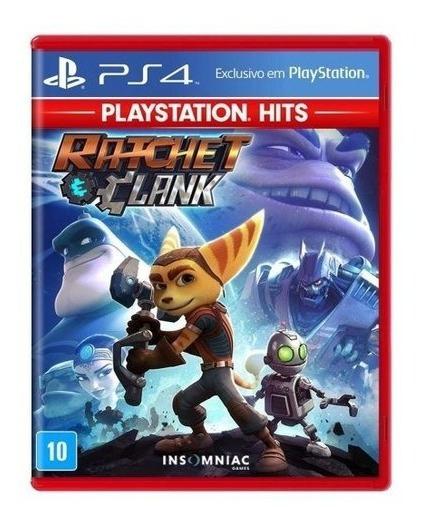 Ratchet And Clank Ps4 Mídia Física