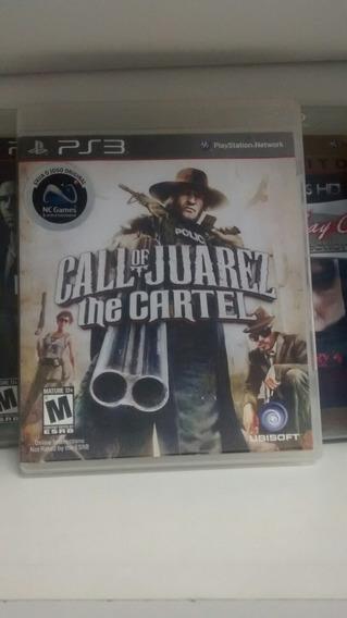 Jogo De Ps3: Call Of Juarez - The Cartel. Frete Grátis!