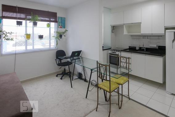 Apartamento Para Aluguel - Barra Funda, 1 Quarto, 31 - 892994750