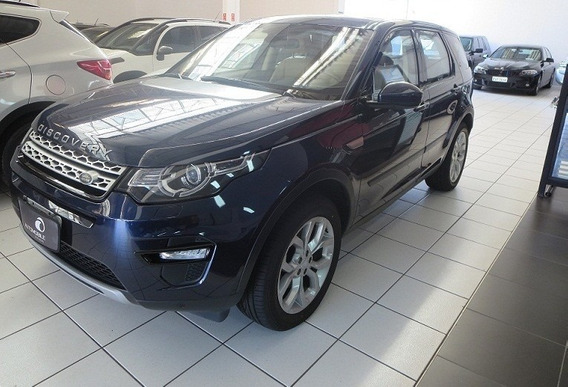 Land Rover Discovery Sport Discoverysport Gasolina Hse Si4 4