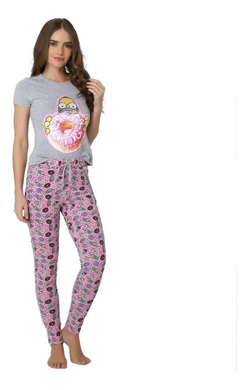 Pijama De Homero Simpson Mercadolibre Com Mx