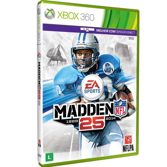 Madden Nfl 25 Xbox 360 | Mídia Física Original