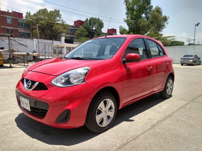 Nissan March 2014 Sense Factura Orig. Excelente Estado
