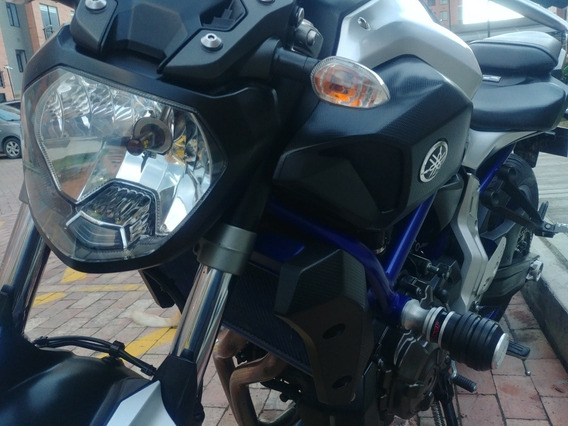 Yamaha Mt 07 2015 Abs