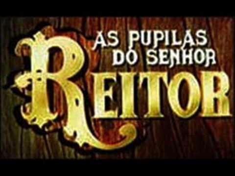 As Pupilas Do Senhor Reitor 20 Dvd Novelas Em Dvd Completas,