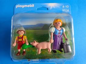 Playmobil Blister 5513, 5514 Ou 5515 R$69,99 Cada!!!