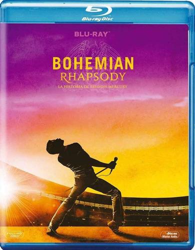 Bohemian Rhapsody Rami Malek Pelicula Bluray