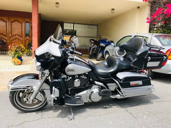 Harley-davidson Ultra Classic 2008 Impecable ¡¡