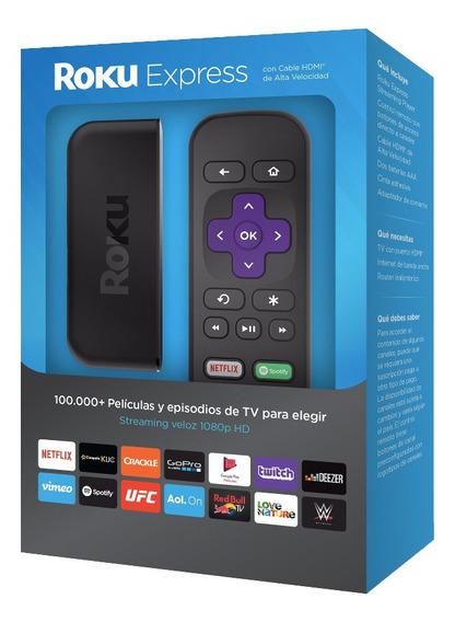 Roku Express Convierte Tv En Smart Tv (50)