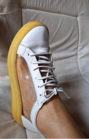 Zapatillas Sofía Sarkany Modelo Único
