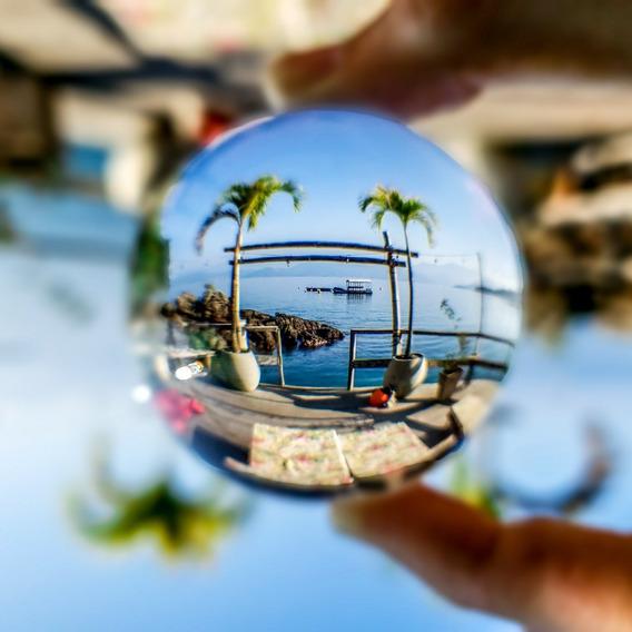 Bola Esfera De Cristal Similar Lens Ball 60 Mm - Cristal K9