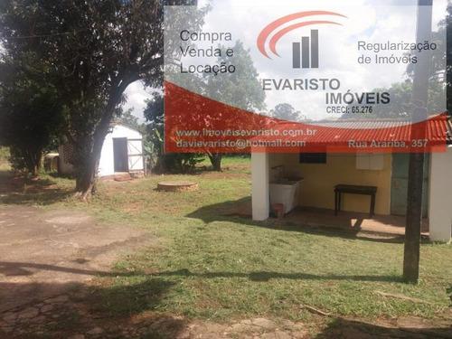 Sítio Para Venda Em Limeira, Bairro Do Pinhal - 3050_1-1135556