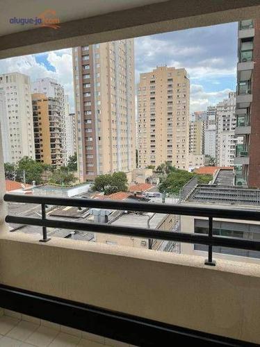 Imagem 1 de 23 de Apartamento Com 2 Quartos Para Alugar Na Vila Olimpia - Ap13493
