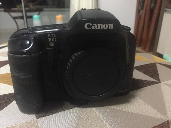 Canon Eos 10d - Somente Para Reutilização De Peças