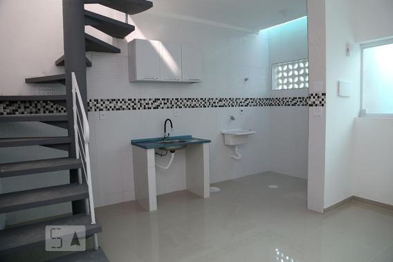 Casa Para Aluguel - Parque Pinheiros, 1 Quarto, 35 - 893104488